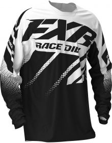 FXR 2020 Clutch MX Jersey Black/White