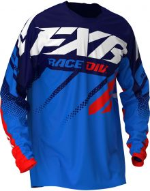 FXR 2020 Clutch MX Jersey Blue/Navy/Red