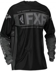 FXR 2020 Clutch Off-Road MX Jersey Black Ops
