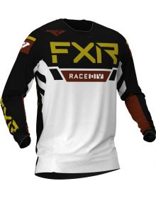 FXR 2020 Helium LE MX Jersey White/Black/Rust/Gold