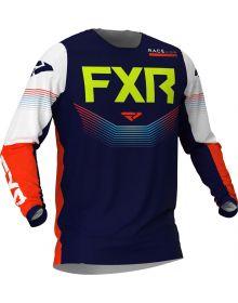 FXR 2020 Helium LE MX Jersey Midnight/Hi-Vis/Nuke