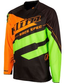 Klim 2021 Race Spec Jersey Elictrik Gecko