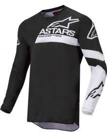 Alpinestars 2022 Racer Chaser Youth Jersey Black/White