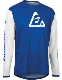 Answer Racing Youth Arkon Bold Jersey Reflex Blue/White