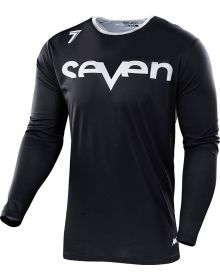 Seven Annex Youth Jersey Staple Black