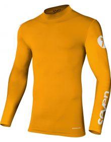 Seven Zero Compression Youth Jersey Orange