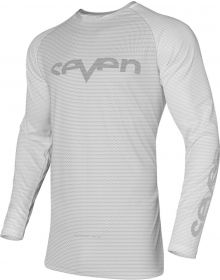 Seven Vox Staple Vented Youth Jersey White