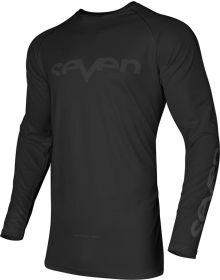 Seven Vox Staple Youth Jersey Black