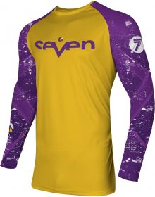 Seven Vox Ethika Youth Jersey Gold