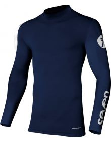 Seven Zero Compression Youth Jersey Navy