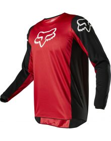Fox Racing 2020 180 Prix Youth Jersey Flame Red