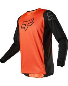 Fox Racing 2020 180 Prix Youth Jersey Fluorescent Orange