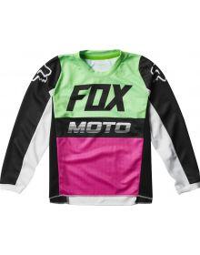 Fox Racing 2020 180 Fyce Kids Jersey Multi