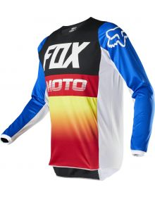 Fox Racing 2020 180 Fyce Youth Jersey Blue/Red