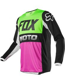 Fox Racing 2020 180 Fyce Youth Jersey Multi
