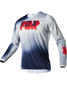 Fox Racing 180 BNKZ Youth Jersey Grey