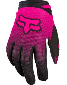 Fox Racing Youth Girls Oktiv Glove Pink