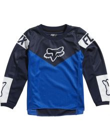 Fox Racing 180 Revn Kids Jersey Blue