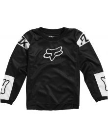 Fox Racing 180 Revn Kids Jersey Black/White