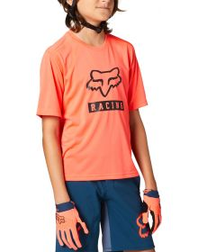 Fox Racing MTB Ranger Youth Jersey Atomic Punch