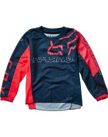Fox Racing 180 Skew Kids Jersey Dark Indigo