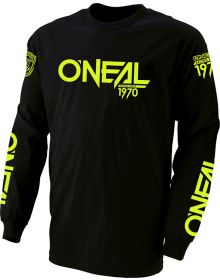 O'Neal Demolition Jersey Youth Black/Hi-Viz