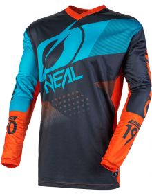 O'Neal 2020 Element Youth Jersey Factor Grey/Orange/Blue