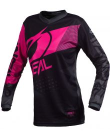 O'Neal 2020 Element Youth Girls Jersey Black/Pink