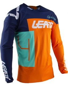 Leatt GPX 3.5 Mini Jersey Orange