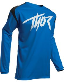 Thor 2020 Sector Link Youth Jersey Blue