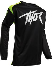 Thor 2020 Sector Link Youth Jersey Acid