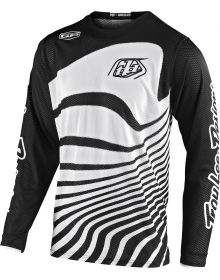 Troy Lee Designs GP Air Youth Jersey Drift Black/White
