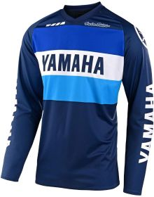 Troy Lee Designs GP Yamaha L4 Youth Jersey Navy