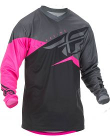 Fly Racing 2019 F-16 Jersey Neon Pink/Black