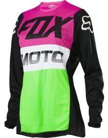Fox Racing 2020 180 Fyce Womens Jersey Multi