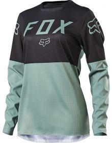 Fox Racing 2021 Legion LT Womens Jersey Sage