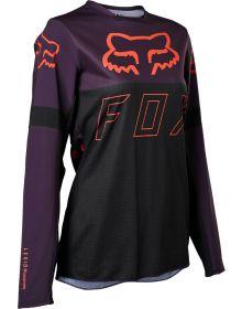 Fox Racing Legion LT Womens Jersey Black