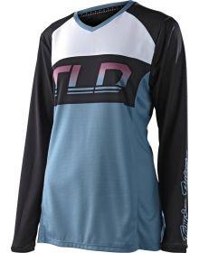 Troy Lee Designs GP Womens Jersey Icon Smokey Blue