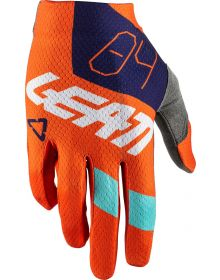 Leatt GPX 1.5 GripR Gloves Orange