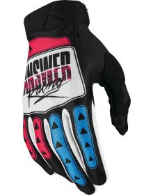 Answer 2020 AR3 Pro Glow Limited Edition Glove Blue/Pink/Black
