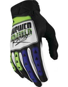 Answer 2020 AR3 Pro Glow Limited Edition Glove Purple/Hyper Acid/Black