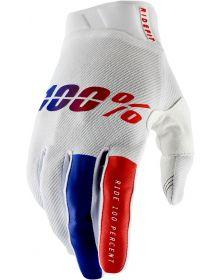 100% Ridefit Gloves Corpo