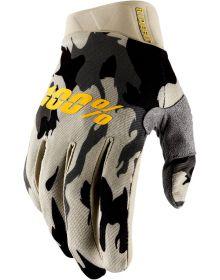 100% Ridefit Gloves Assault