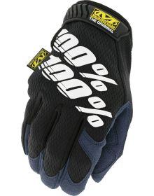 100% Mechanix Original Gloves Black