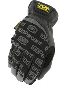 100% Mechanix Fastfit Gloves Black