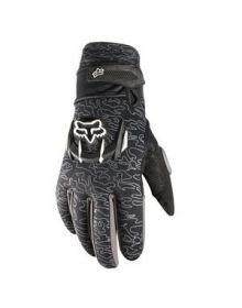 Fox Racing Anti-Freeze Gloves Charcoal