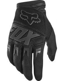 Fox Racing 2020 Dirtpaw Glove Race Black