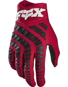 Fox Racing 2020 360 Glove Flame Red