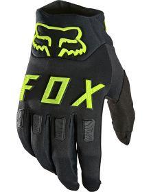 Fox Racing 2021 Legion Glove Black/Yellow