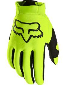 Fox Racing 2021 Legion Thermo Glove Flo Yellow
